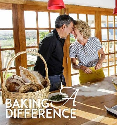 Baking a Difference article